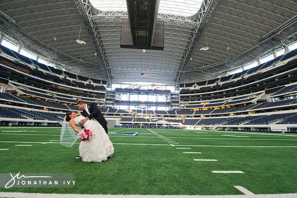 getting married in dallas cowboys stadium! that would be sweet !