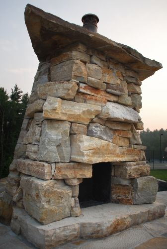 82 best At home - Fireplaces images on Pinterest | Stone ...