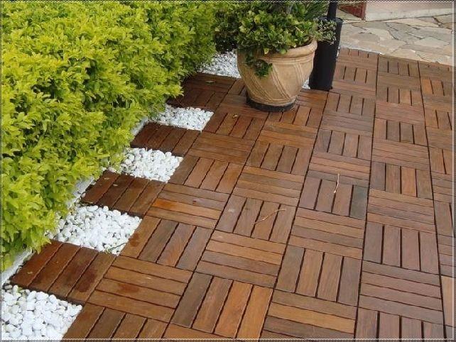 wood deck tiles interlocking lowes over grass flexdeck