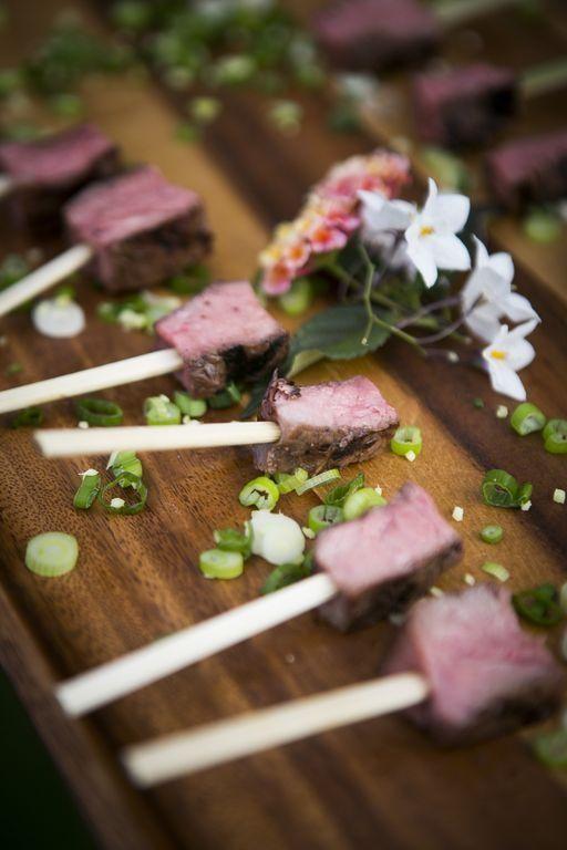 The Perfect Rustic menu - Venison lollypops | CHWV