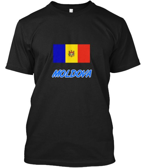 Moldova Flag Artistic Blue Design Black T-Shirt Front - This is the perfect gift for someone who loves Moldova. Thank you for visiting my page (Related terms: I Heart Moldova,Moldova,Moldovan,Moldova Travel,I Love My Country,Moldova Flag, Moldova Map,Moldova  #Moldova, #Moldovashirts...)