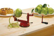 Norpro Red Apple Master without Clamp