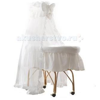 Pali Smart Maison Bebe  — 18700р. ------------------------------  Колыбель Pali Smart Maison Bebe подарит комфорт вашему малышу и впишется в интерьер любой комнаты. Компания Pali использует в производстве детской мебели только натуральные и нетоксичные материалы. Дизайн и современные технологи, наряду с огромным опытом в производстве, гарантируют качественную, безопасную и функциональную мебель.  Изготовлена из бука.  Покрыта натуральными красками и нетоксичным лаком.  Оснащена колесами…