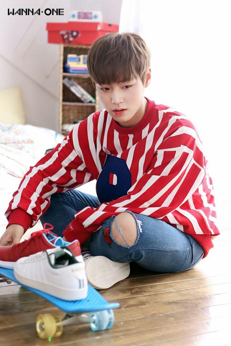 Wanna One Teaser Movie #2 Park Jihoon