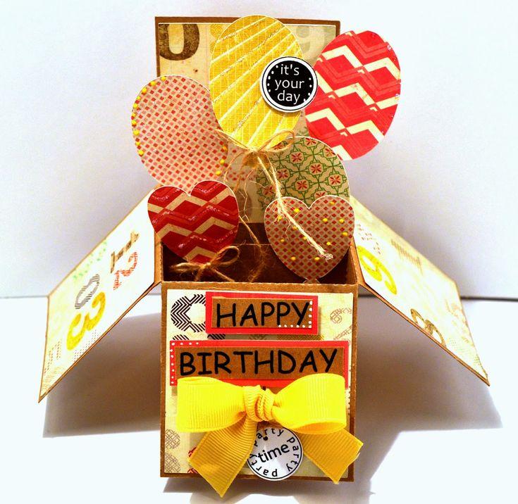 海外で人気の誕生日メッセージカード『ポップアップカードボックス』を、みなさんはもうご存知ですか? 女子中高生の間で流行しているサプライズボックスカードが立体的になって、ちょっとしたさプライズになる新し