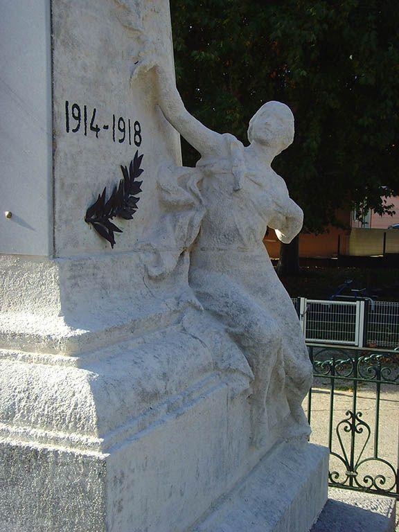 Peyruis, monument aux morts de la guerre de 1914-1918
