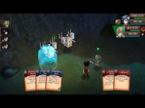 Trulon: The Shadow Engine Gameplay Video