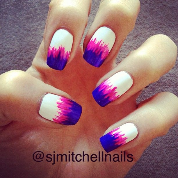 Instagram photo by sjmitchellnails #nail #nails #nailart