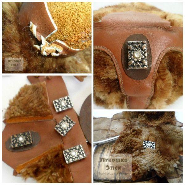 костюм викинга - детали