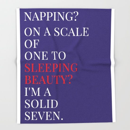 Napping? I's definitely a superpower. Throw rug, print, comforter and mug available.