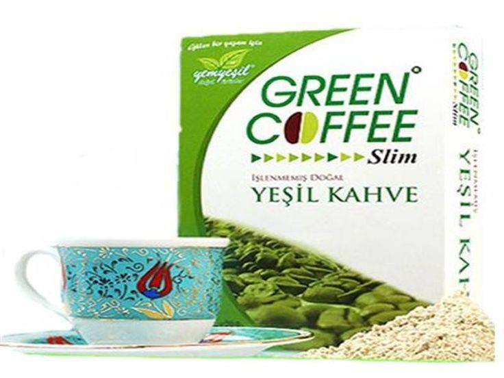 Yeşil Kahve Çekirdeği Her derde deva...