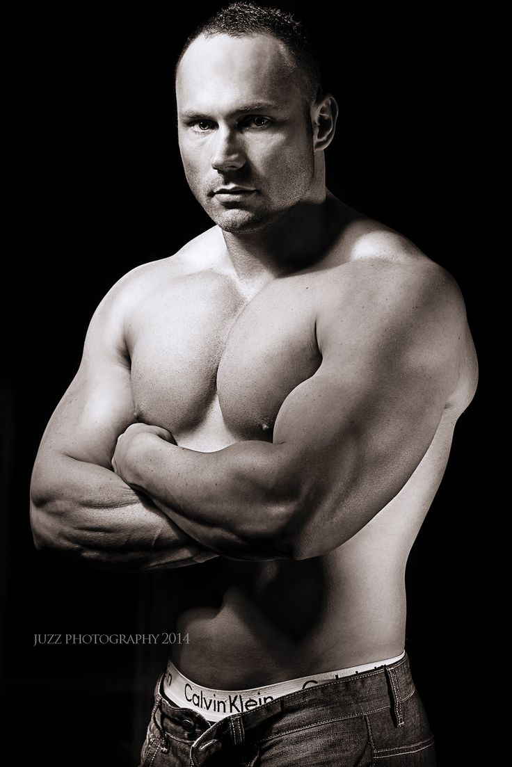 Calvin Klein Model: Dan.  male, muscle, body, calvin klein, chest, fitness photography