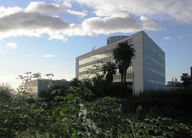 Edificio de Guajara