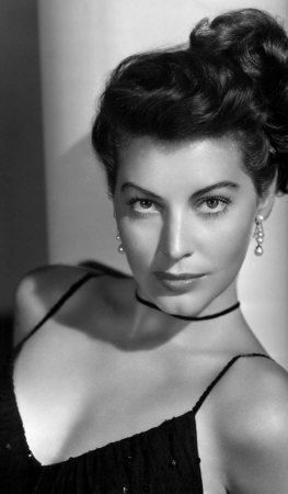 Ava Gardner #SilverScreenSerendipity #Actors and #Actresses from the age of the Silver Screen.