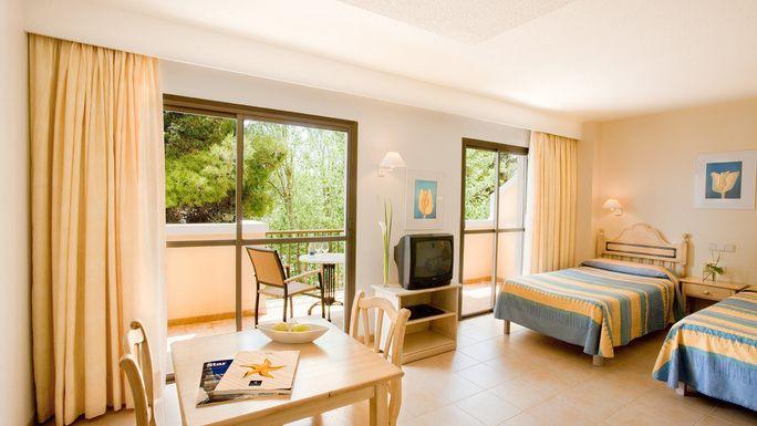 Iberostar Alcudia Park Appart Hotel A Playa De Muro Majorque