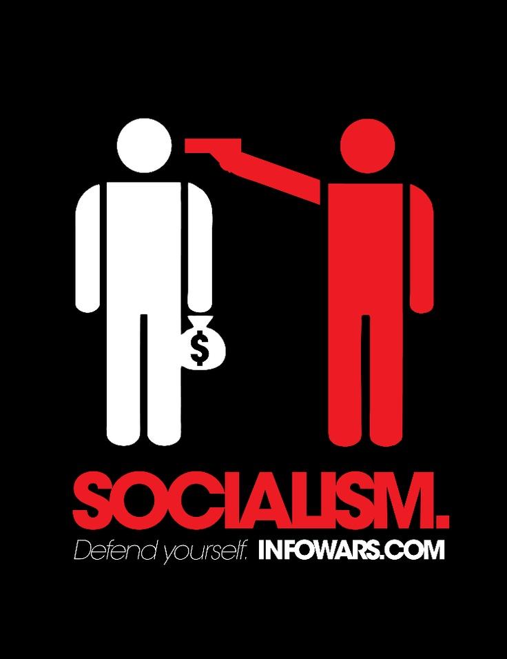 Defend Yourself against Socialism Infowars Alex Jones
