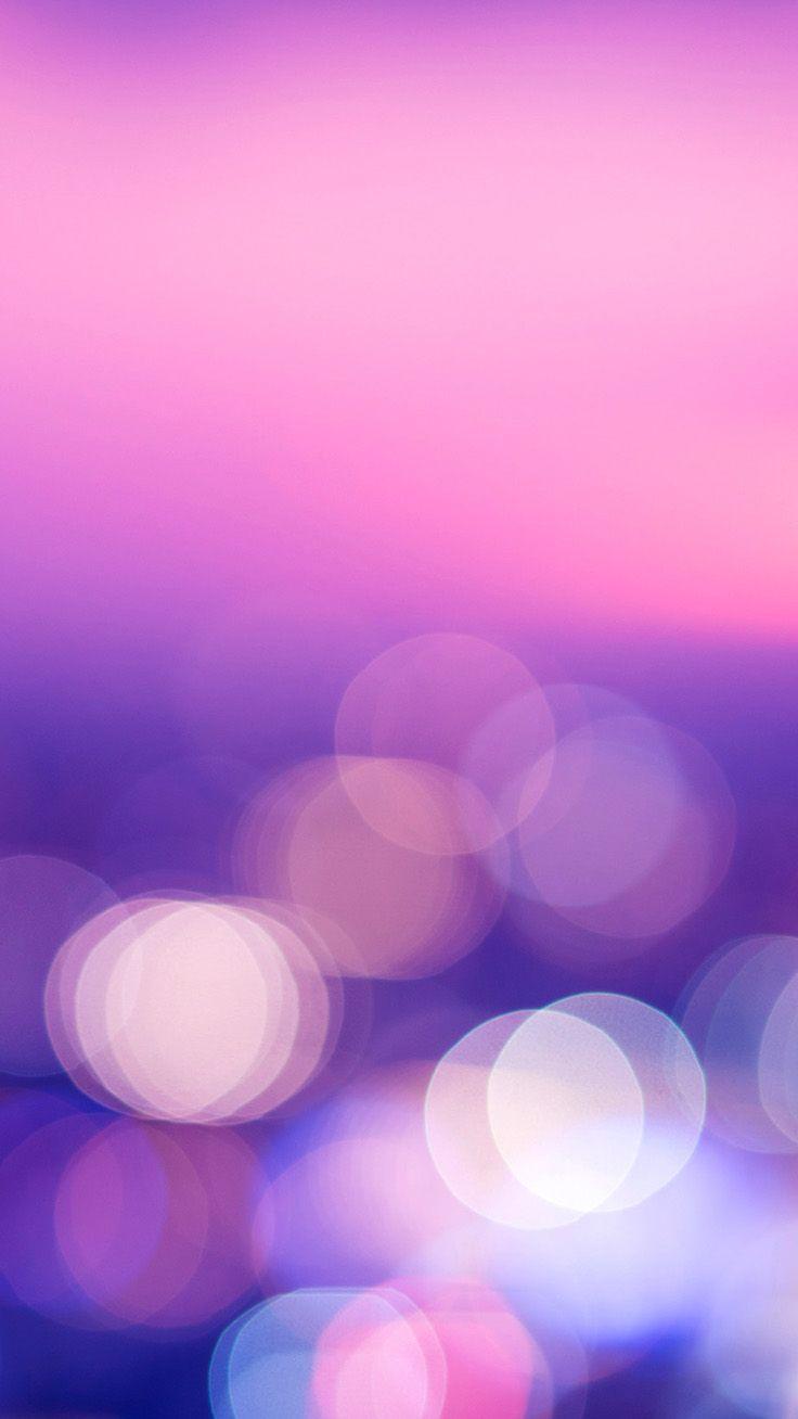 12 Beautiful Bokeh Iphone X Wallpapers Purple Wallpaper