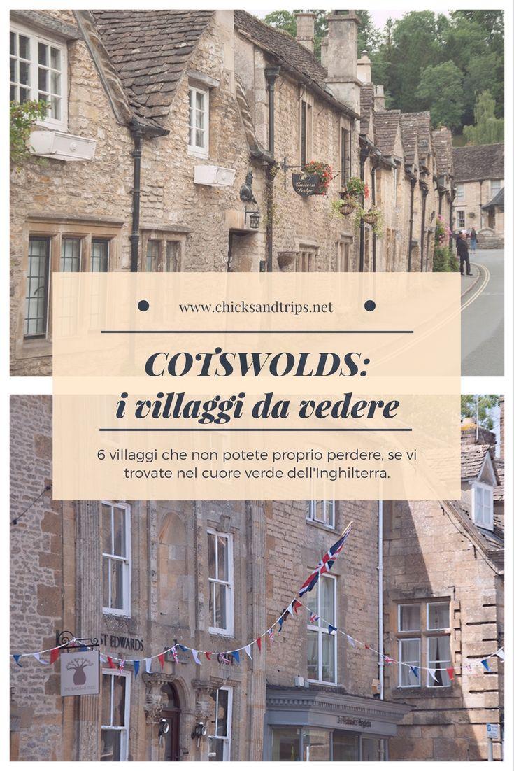 Castle Combe, Lacock, Stow-on-the-Wold e molti altri: tutti i villaggi che non potete proprio perdere se vi trovate nelle Cotswolds, le dolci colline a sole due ore di auto da Londra.