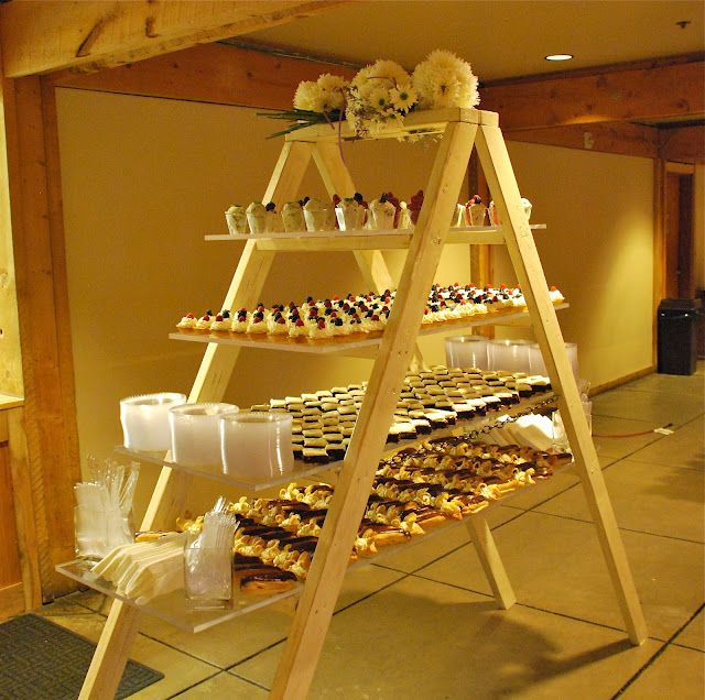 Utah Celebrations Catering S Hors D Oeuvres Ladder Food