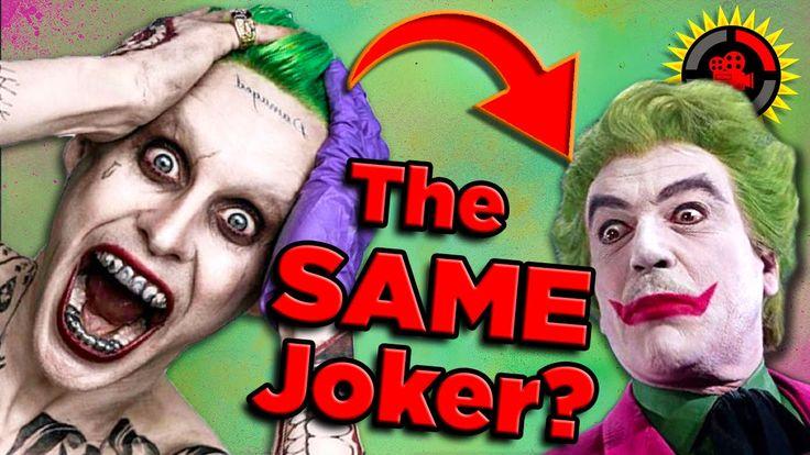 Film Theory: Batman's Three JOKER Theory pt. 1 (Suicide Squad)