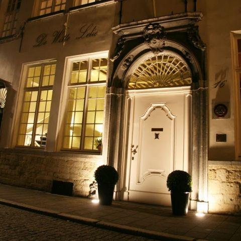 Small Luxury Hotel De Witte Lelie in Antwerpen