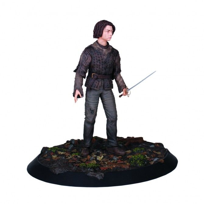 #GameofThrones Arya #Stark Collectible Statue #coupons #Deals #Offers