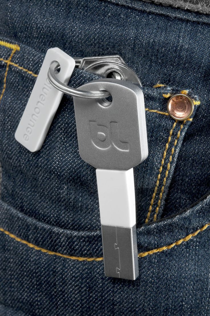 Don't stress out about forgetting to bring your iPhone or iPad charger, because now it'll always be on your keychain.