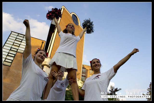Cheerleader CUSB Bologna