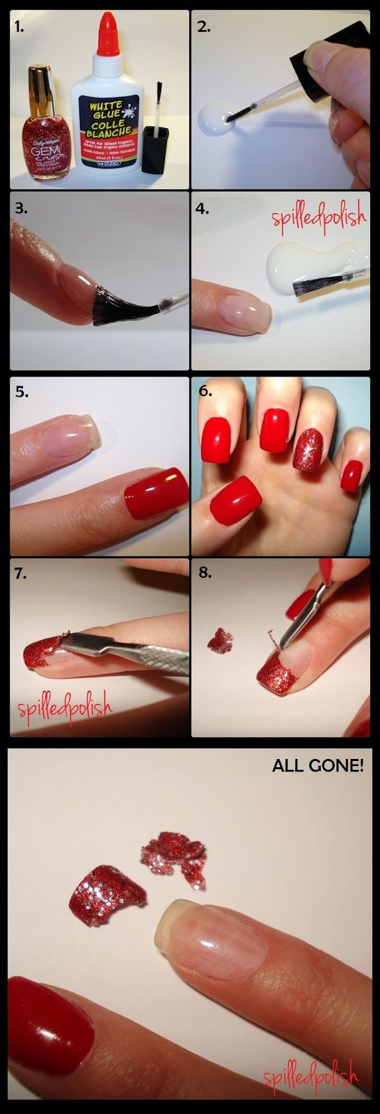 best 25+ diy nail glue ideas on pinterest | diy nails flowers