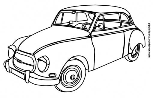 oldtimer coloring page | malvorlagen für jungen