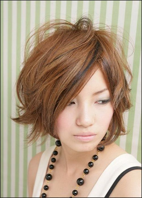 Korean Short Bob Haircuts