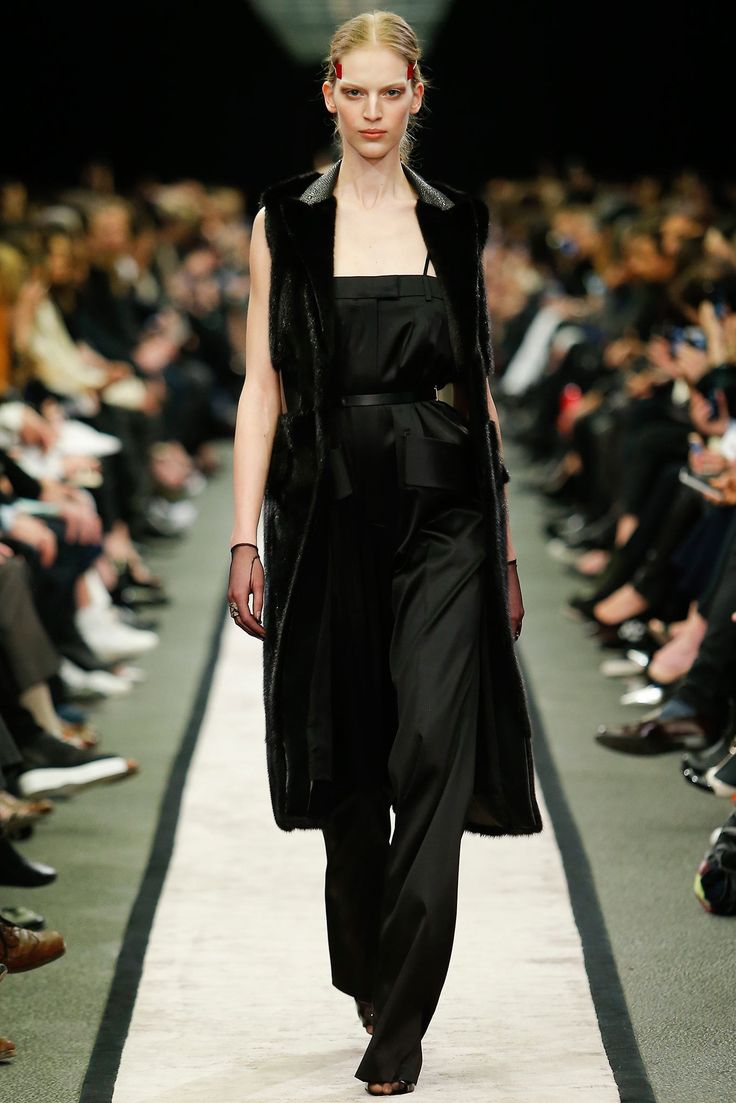 Givenchy Fall 2014 Ready to Wear Collection Photos   Vogue