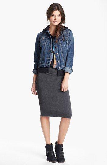 Best 25  Midi pencil skirts ideas only on Pinterest | Pencil skirt ...
