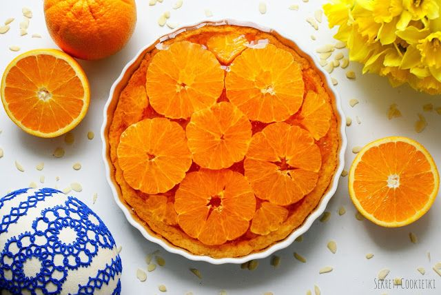 Mazurek pomarańczowy