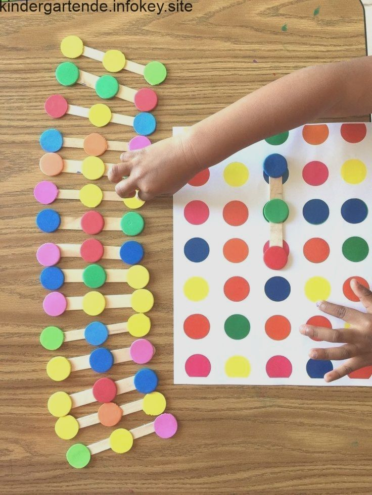 Photo of Color dots combines logic game