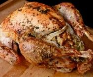 Stuffing a Turkey, Tips for Cooking a Stuffed Turkey