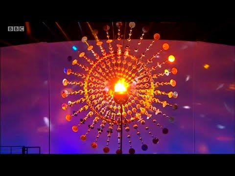 [Would that be lighting of the Black Sun/Satan? ..the recipient of X=SACRIFICE?] Brazil Rio 2016 Olympic Flame Lighting Ceremony! - YouTube