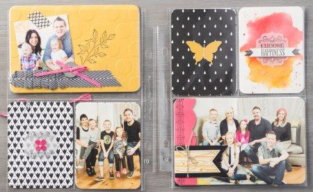 Stampin' Up! - Project Life 6x8 Pages - Scrapbooking and Design Software - Tools - Kits