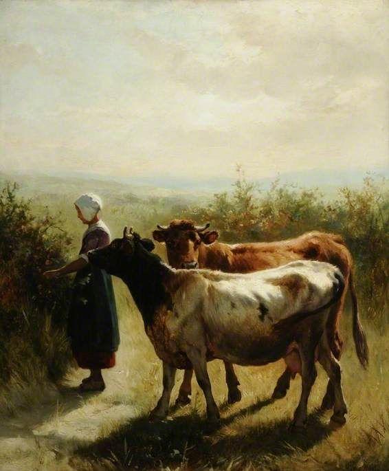 Willem Maris - Vee