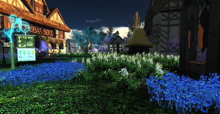 Fantasy Faire 2011 - Forest of Light_017