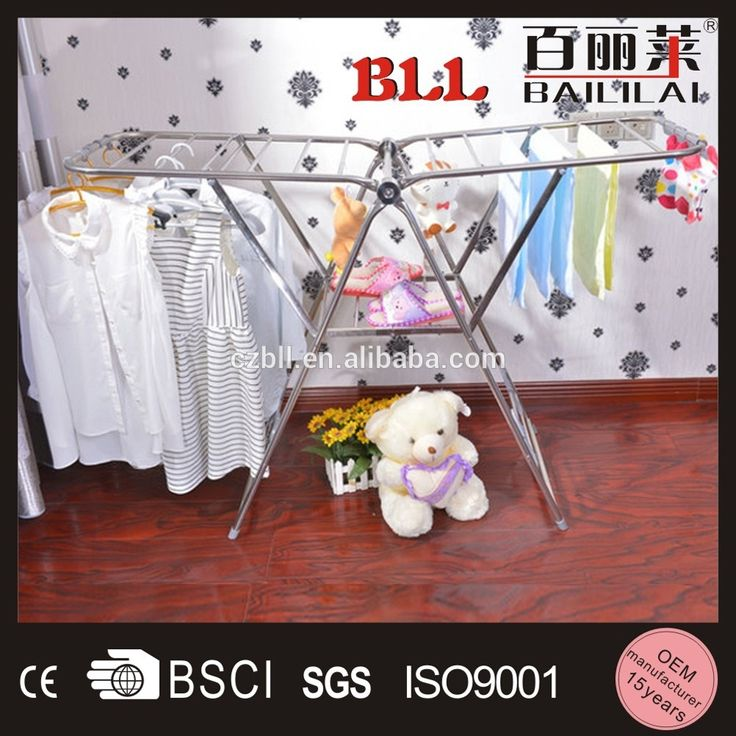 Retractable Clothes Line Indoor Clothes Drying Rack Clothes Airer