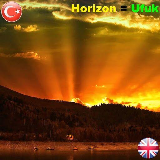 ||| #horizon = #ufuk ||| °•●•° ||| #okunuşu = horayzın ||| °•●•° ||| #wordsenglish #englishwords #englishlearning #teacher #student #study #words #learning #translator #translate #dictionary #ceviri #cevirmen #sozluk #sozcuk #ingilizce #turkce #kelime #phoenixdictionary |||