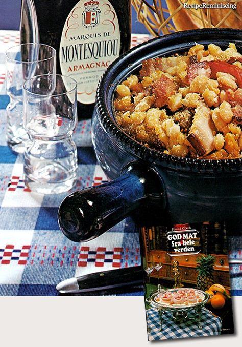Cassoulet – A French Stew – En Fransk Gryterett   RecipeReminiscing