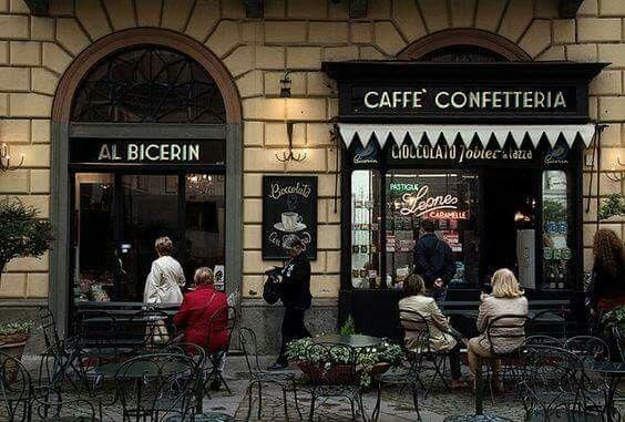 Caffè Bicerin - #Torino