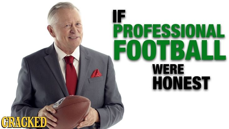 Liked on YouTube: If Professional Football Were Honest - Honest Ads (NFL Cheerleaders Concussions)