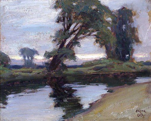 Suzor-Cote, Nicolet River, Arthabaska