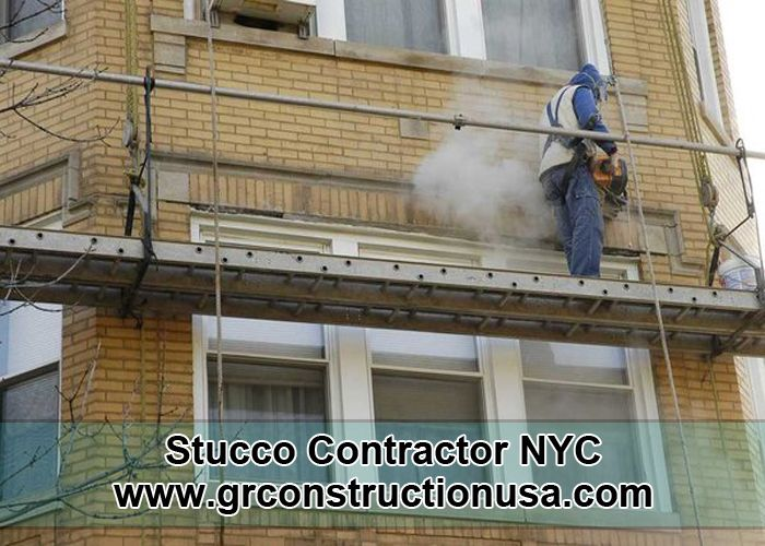 Stucco Contractor NYC