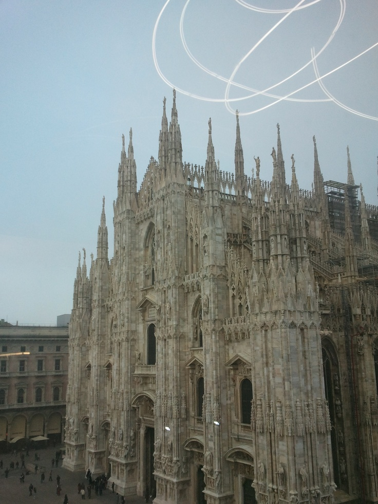 I've actually been here!  Milan, Italy