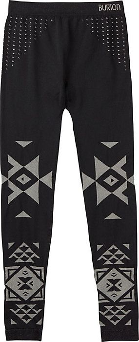 Burton Active Seamless Tights - Women's Snowboard Base Layers - Winter 2015/2016 - Christy Sports