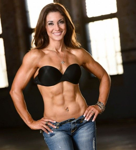 amature female female fitness models